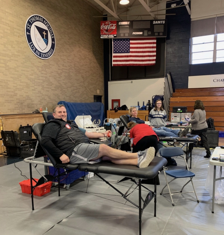 Annual Blood Drive was a Life-Giving Success!
