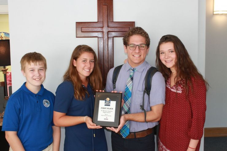 STA Named Best Private School